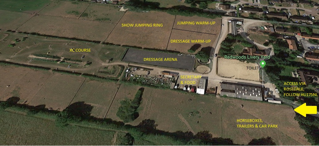 SHOWGROUND MAP